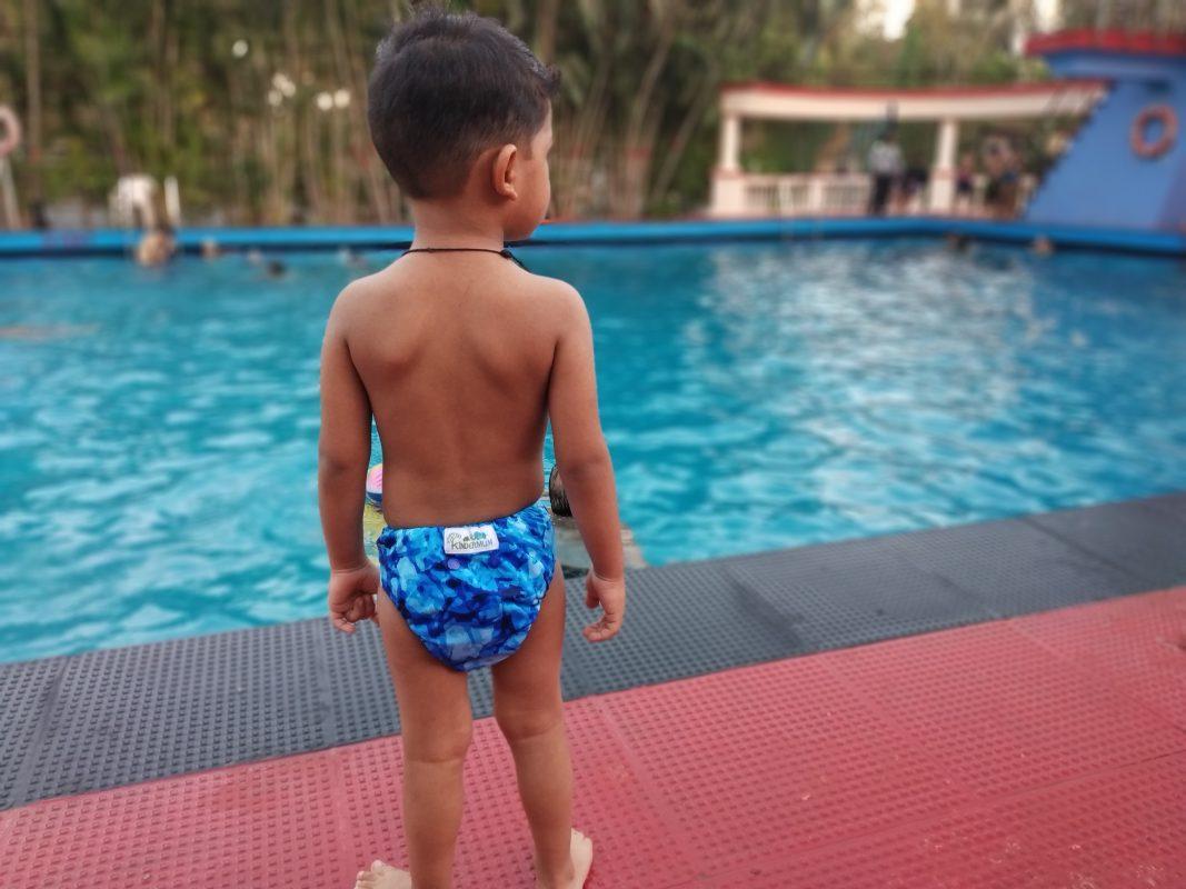 reuseable swim diaper