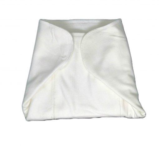 Organic cotton prefolds