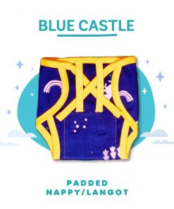 blue castle langot