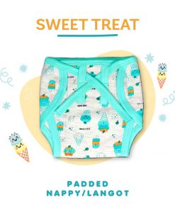 padded nappies