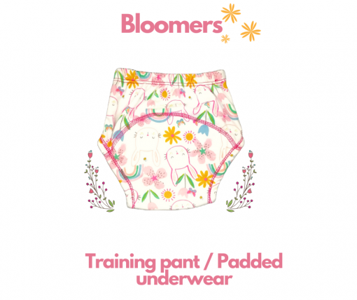 Padded underwear for toddlers