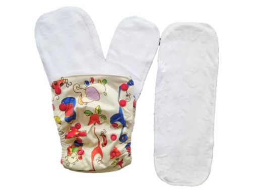 heavy wetter diaper